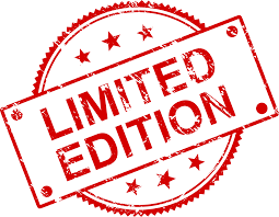 Limited Editions Collectie
