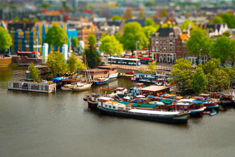Amsterdam-Miniatures