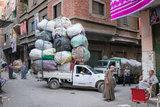 Stef Peters - Streetcorner @ Garbage city, Cairo_