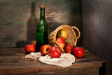 Mos Merab Samii - Apples in the Basket_