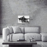Aart Sliedrecht - Horse race Mongolia II_