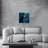 Alex van der Lecq - A Blue Bird_