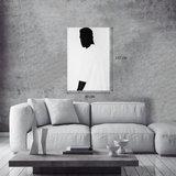 Monique Witkamp - White on Black II_