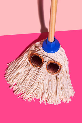Let's mop