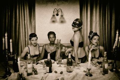 Voorst - Femmes a la Table