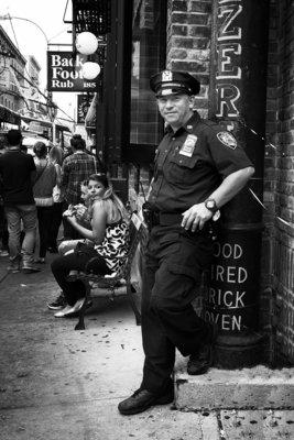 Friso Kooijman - The Officer