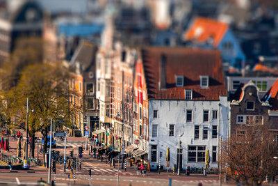 Daan Vazquez - Amsterdam Miniatures 01