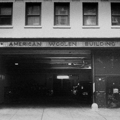 Paul de Graaff - NY American Woolen Building