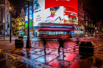 Phileas van Urk - London City Rush Hour
