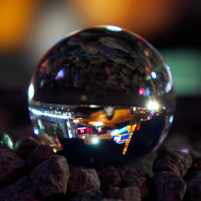 Peter van de Wijngaart - Lost a marble in Las Vegas