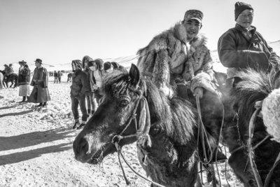 Aart Sliedrecht - Horse race Mongolia IV
