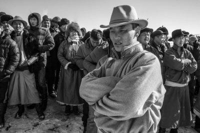 Aart Sliedrecht - Horse race Mongolia V
