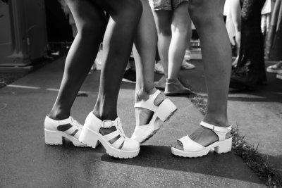 Sanne Nadine Hes - Festival Legs