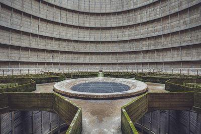 Jef Peeters - Cooling Tower